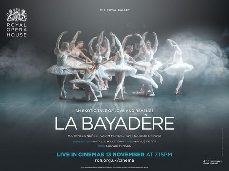 Film picture: ROH - La Bayad�re (Live)