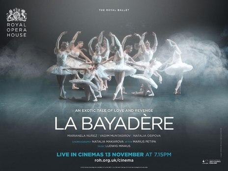 Film picture: ROH - La Bayadère (Live)