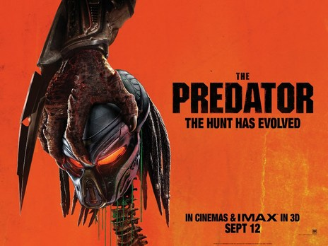 Film picture: 3D The Predator