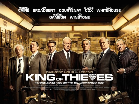 Film picture: King Of Thieves