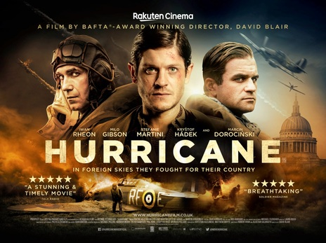 Film picture: Hurricane