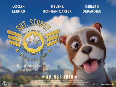 Film picture: Sgt. Stubby: An Unlikely Hero