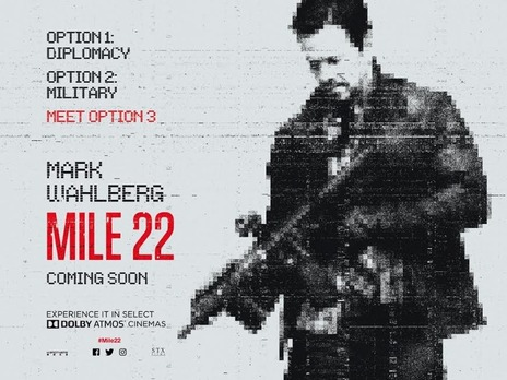Film picture: Mile 22