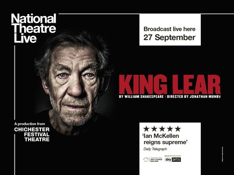 Film picture: NT Live - King Lear