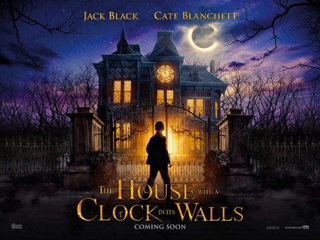 Film picture: The House With A Clock In Its Walls