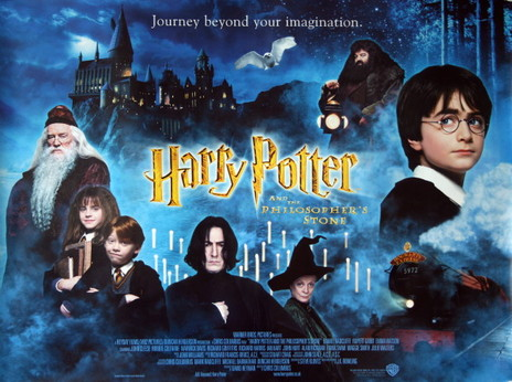 Film picture: Harry Potter And The Philosopher's Stone