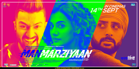 Film picture: Manmarziyaan