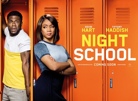 Film picture: Night School