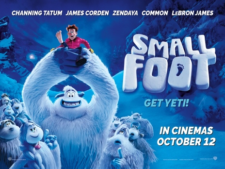Film picture: 3D Smallfoot