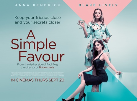 Film picture: A Simple Favour