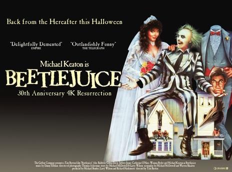 EMPIRE CINEMAS Film Synopsis - Beetlejuice (30th Anniversary)