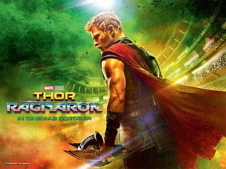 Film picture: (IMAX) 2D Thor: Ragnarok