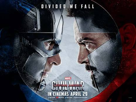 Film picture: (IMAX) 2D Captain America: Civil War