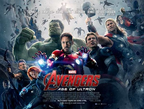 Film picture: (IMAX) 3D Avengers: Age Of Ultron