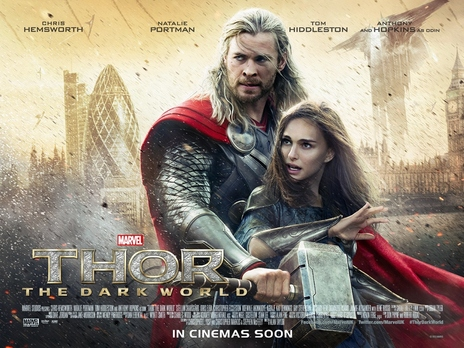 Film picture: (IMAX) 3D Thor: The Dark World