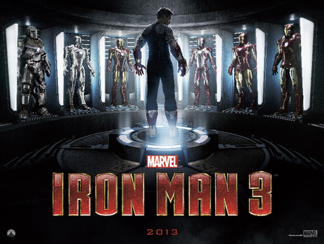 Film picture: (IMAX) 3D Iron Man 3