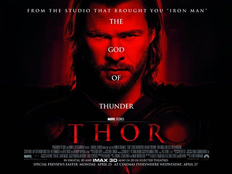 Film picture: (IMAX) 3D Thor