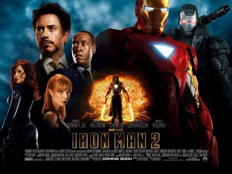 Film picture: (IMAX) Iron Man 2