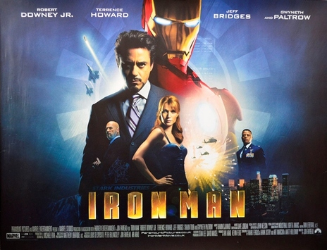 Film picture: (IMAX) Iron Man
