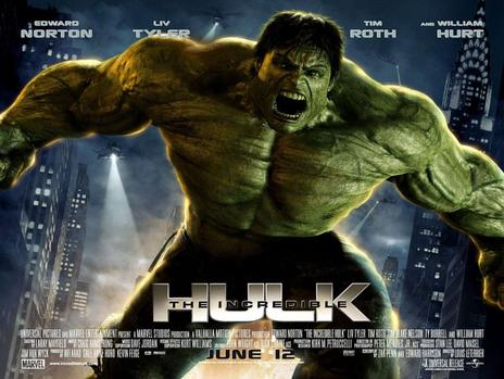 Film picture: (IMAX) The Incredible Hulk
