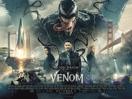Film picture: 3D Venom
