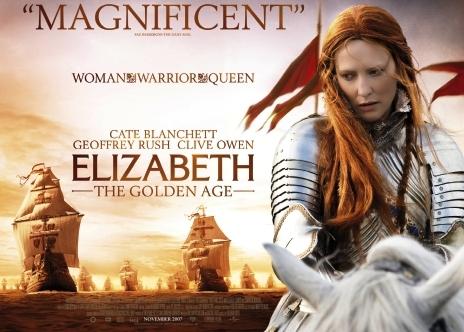Film picture: Elizabeth: The Golden Age