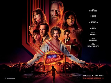 Film picture: Bad Times At The El Royale