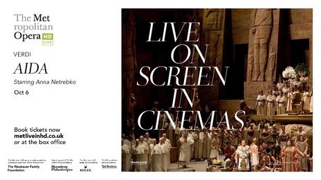 Film picture: Met Opera - Aida