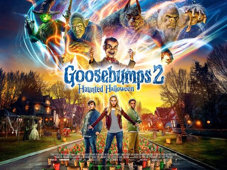 Film picture: Goosebumps 2: Haunted Halloween