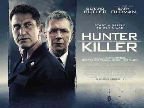 Film picture: Hunter Killer
