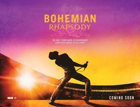 Film picture: Bohemian Rhapsody