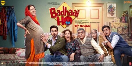 Film picture: Badhaai Ho