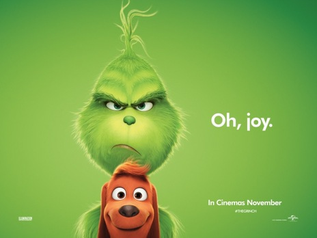 Film picture: 3D The Grinch