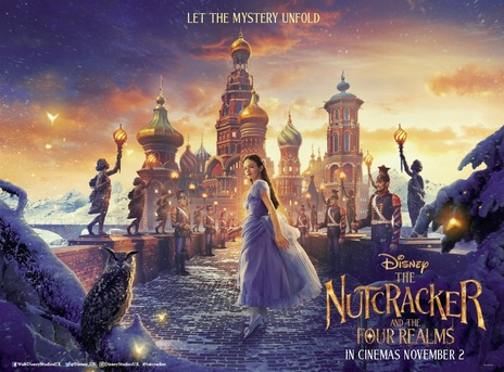 Film picture: 3D The Nutcracker And The Four Realms