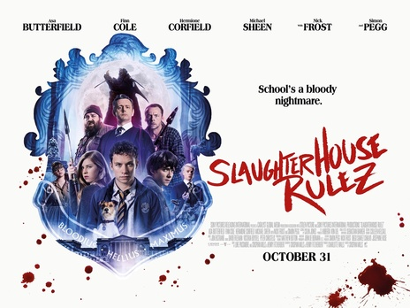 Film picture: Slaughterhouse Rulez