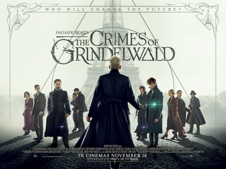 Film picture: 3D Fantastic Beasts: The Crimes of Grindelwald