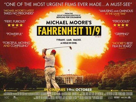 Film picture: Fahrenheit 11/9