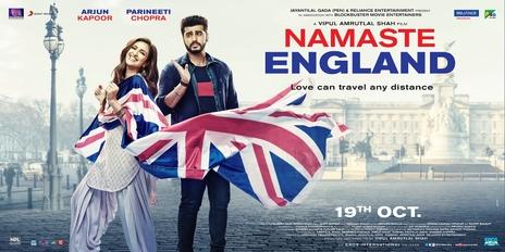 Film picture: Namaste England