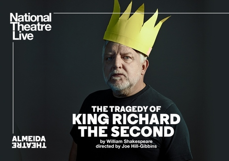 Film picture: NT Live - The Tragedy Of King Richard The Second