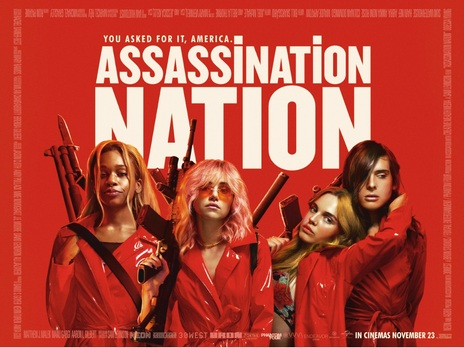 Film picture: Assassination Nation