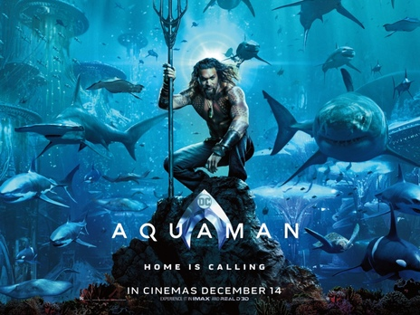 Film picture: 3D Aquaman