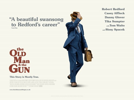 Film picture: The Old Man & The Gun