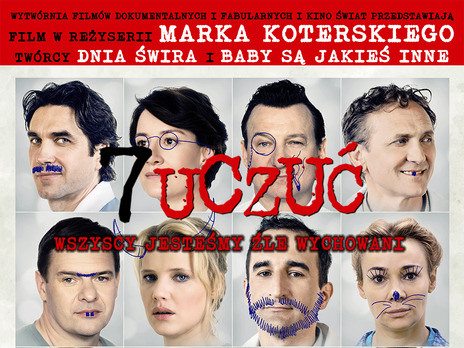 Film picture: 7 Uczuc (7 Emotions)