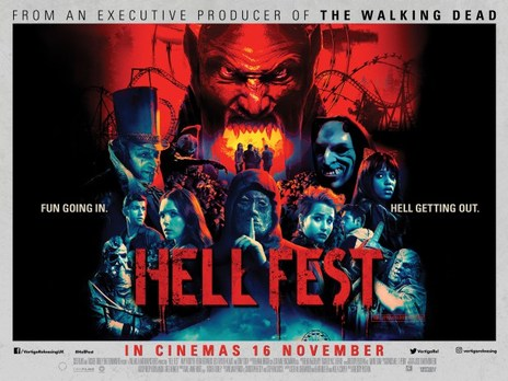 Film picture: Hell Fest