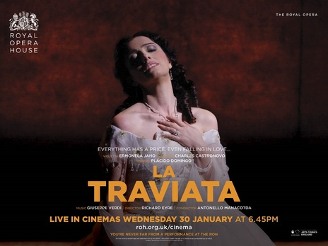 Film picture: ROH - La Traviata (Live)