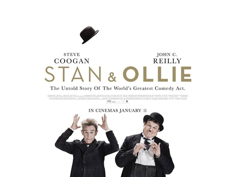 Film picture: Stan & Ollie