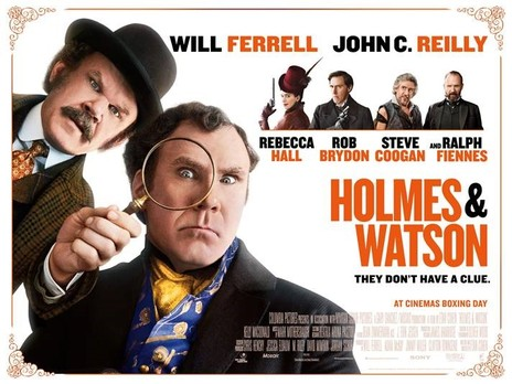 Film picture: Holmes & Watson