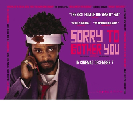 Film picture: Sorry To Bother You
