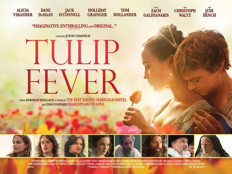 Film picture: Tulip Fever
