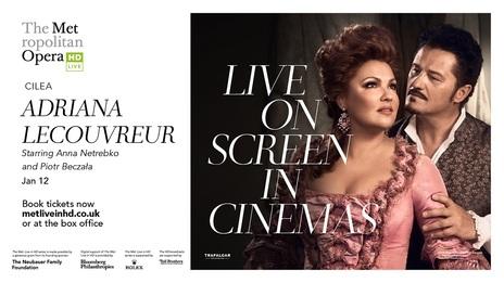Film picture: Met Opera - Adriana Lecouvreur